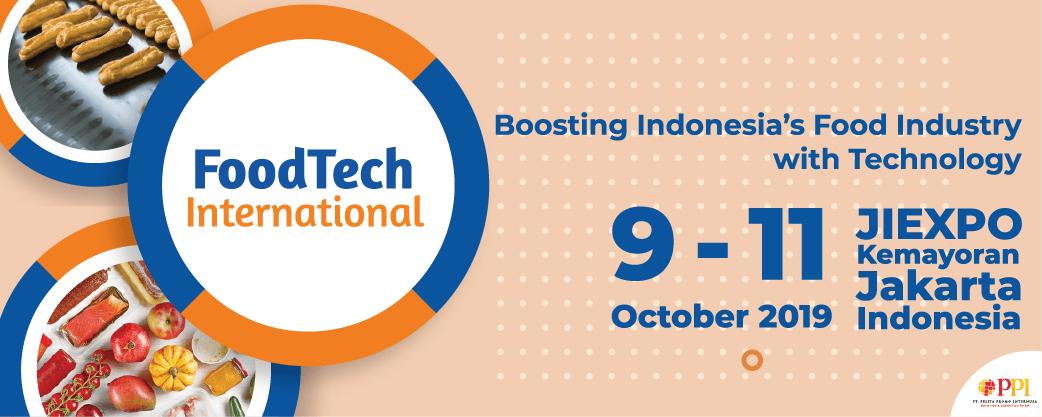 Foodpro Indonesia 2019 (9.10.2019-11.10.2019)