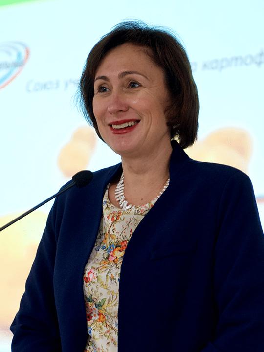 Татьяна Губина